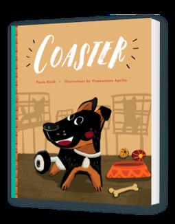 Coaster by Paula Kluth