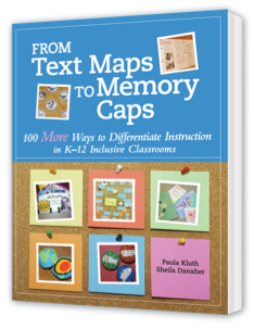 From Text Maps to Memory Caps by Paula Kluth