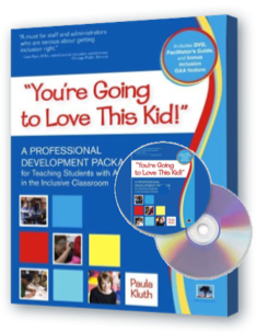 You're Going to Love This Kid! DVD by Paula Kluth