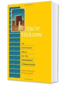 You're Welcome by Paula Kluth