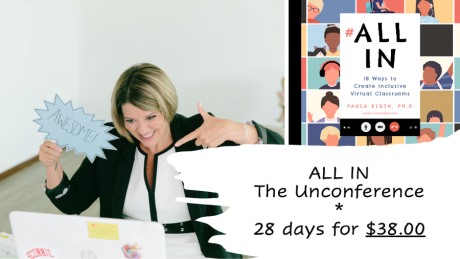 ALL IN The Unconference with price