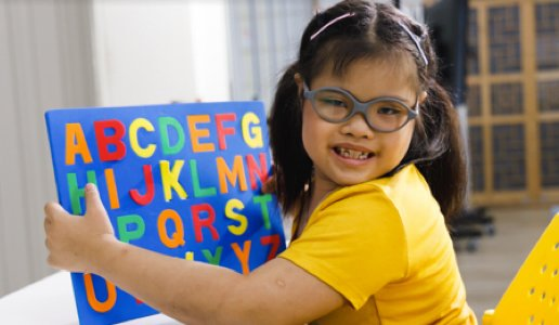 Down syndrome short course with Paula Kluth