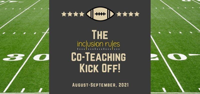 Co-Teaching Kick Off event
